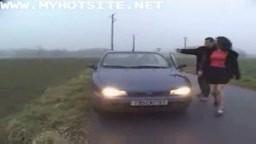 Car sex video