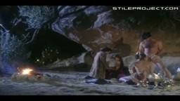 Indian Fantasy- two couples fucking outdoors - kamasutra
