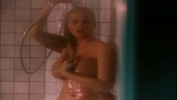Anna Nicole smith - Big boob shower scene
