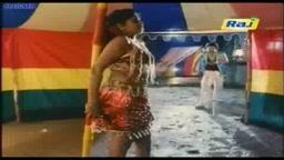 Vichitra performing hot item song