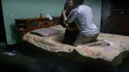 Amateur Indian sex in hotel room mms