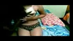 Bangladeshi girl enjoys company