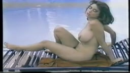 Christy Canyon - Big boob brunette