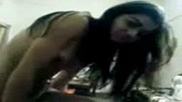 Grooving Pakistani Girl