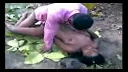 Indian Village girl fucked outdoor