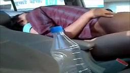 Goa Querobin In Car Scandal
