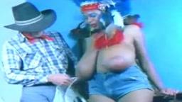 Classic Yolanda Big Black Melons