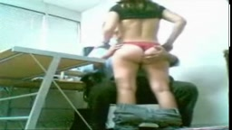 Office salesgirl Riya fucks her boss