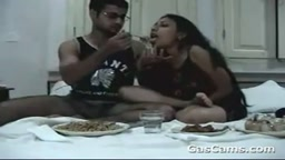 Indian Couple Honeymoon Sweet Fuck