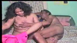 Mature Indian Couple Makes Porn