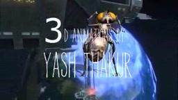 Kaali Aurat WIB Hindi Animation Parody