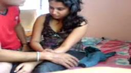 Mumbai call center girl Ritu fucked by her boyfriend