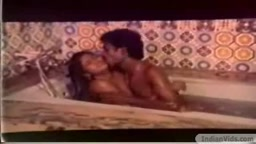 Indian girl  Shanta getting fucked in bathtub