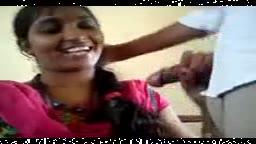 Tamil College Girl Sucks Boyfriends Cock