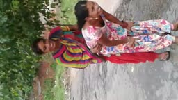 Punjabi Village Girls Having Fun