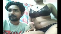 Lovely young south Indian couple home made sex