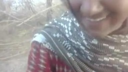 Busty Kochi village girl outdoor sex with lover - Indian Porn Videos
