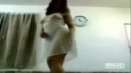 Sexy Indian Girl Dancing Showing Her Big Ass & Boobs