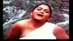 Kushboo in wet saree