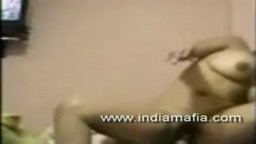 Indian Wife Reema With Big Boobs Has Sex