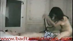 Desi girl is enjoying like a whore