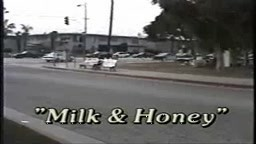 Nadia's milk & honey