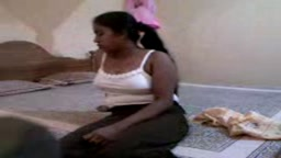 Inoka - Drunk Sri Lankan girl played with