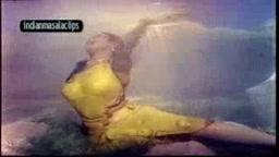 Bhanupriya in rain song