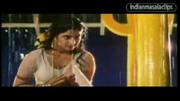Dviyabarathi wet rain song and dance