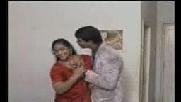 indian couple in honeymoon