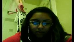Indian webcam gir Rhea Part I