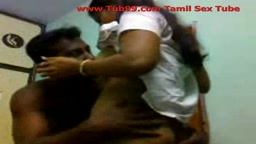 Tamil couple's homemade sex clip