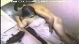 Couple shower scene from B Grade movie