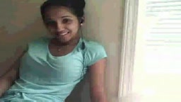 Afghan girl flashing boobs on webcam