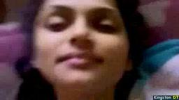 Indian College Girl Nidhi