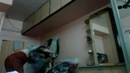 Chetna Bhabi Changing Clothes Hidden Cam