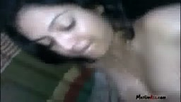 Cute Muslim Girl Blows and Rides Thick Cock