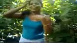 Indian village girl fucked outside