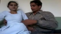 Cute Shy Pakistani Girl With Lover