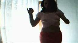 Desi dancing to bhangra song