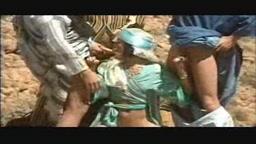 Arab girl desert sex