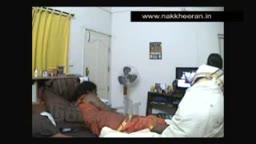 Swami Nityananda with Ranjitha Part I