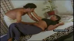 Pushpa Aunty with boyfriend